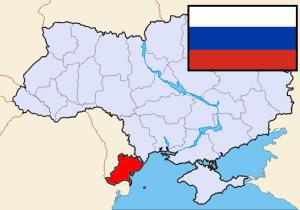 Украина сепаратизм Россия Приднестровье зелёные человечки взрывы