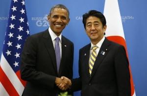 япония, сша, обама, военное сотрудничество, саммит G20