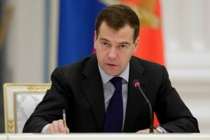 Дмитрий Медведев, украинские беженцы, Юго-Восток Украины