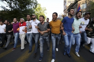 армения, ереван, митинг, экономика, политика, общество