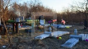 свердловская область, новости россии, погром на кладбище, ирбит, бердюгина, происшествия, фото, россия