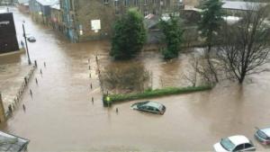 Великобритания, общество, наводнение, эвакуация