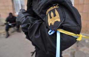 донбасс, батальон, вооружение, доукомплектация