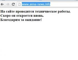Украина, Донецк, Луганск, ДНР, ЛНР, политика, общество, РФ, СМИ, Анна ньюз, террористы, новости