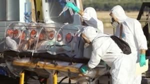 ливан, эбола, больной