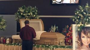 жанна фриске, похороны, кладбище, прощание, подмосковье