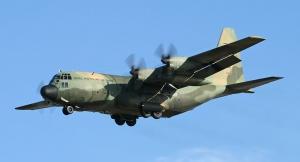 США, война в Сирии, аэродром в Сирии, транспортный самолет США Lockheed C-130 Hercules, политика, терроризм