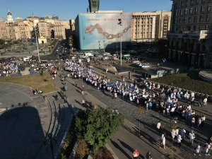 киев, происшествия, общество, митинг, верховная рада, кабинет министров, медики