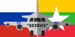 Мьянма, Россия, политика, МИД РФ, безвиз, соцсети, комментарии