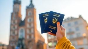украина, безвиз, евросоюз, год, туризм, правила, итоги