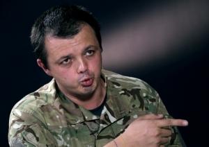 АТО, Семенченко, новости Донбасса, Украина