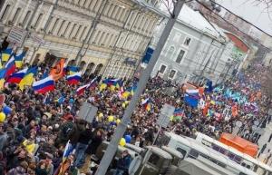 марш мира, новости украины, новости днепропетрвоска, общество