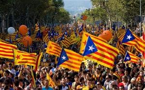 мир, референдум, Шотландия, Каталония, Великобритания