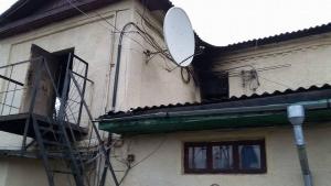 конотоп, поджог, телевидение, мвд украины, сумская область