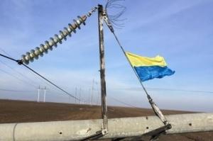 Украина, Крым, блокада Крыма, происшествия, электроэнергия, севастополь, симферополь, ялта, правый сектор, общество