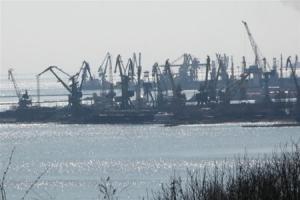 Мариуполь, Мариупольский морской торговый порт,  губернатор Донецкой области, Новости Украины.