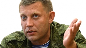 новости украины, новости донецка, александр захарченко, днр