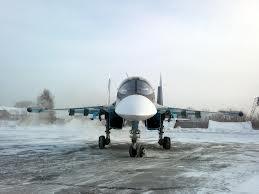 Россия, фронт, бомбардировщики, Су-34, Су-24, Южный военный округ