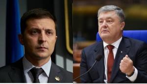 Украина, политика, выборы, зеленский, кандидат, порошенко, первый тур,