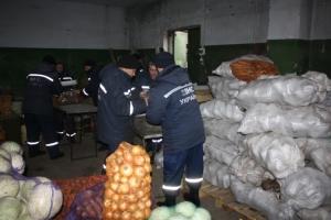 украина, донбасс, евросоюз, восток украины, мариуполь, краматорск, дебальцево, гуманитарная помощь