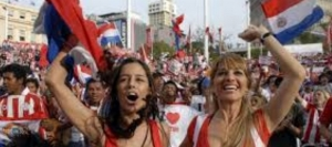Венесуэла, Парагвай, проститутки, футбол, ЧМ-2018, общество, отбор на ЧМ-2018