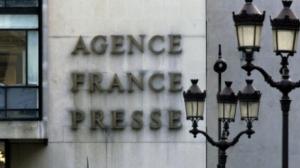 журналист, france press, ранение