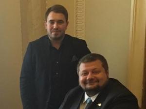Андрей Лозовой, радикальная партия, игорь мосийчук, юрий луценко, верховная рада, налоги, политика