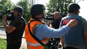 погибшие в украине журналисты, украина ,происшествие, криминал, общество, Международная федерация журналистов
