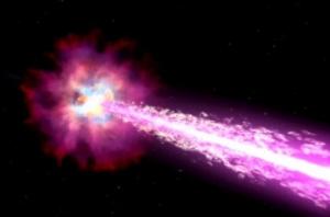 гамма-лучи, спутника, вселенная