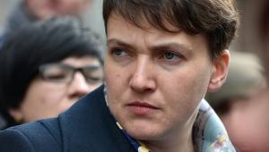 савченко надежда, политика, донбасс, польша, война