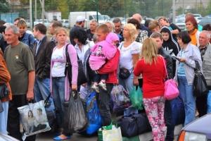 Беженцы в России, российские правозащитники, статистка РФ, правозащитники, новости РФ