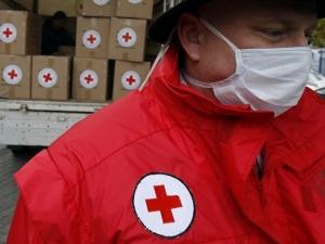 красный крест, новости украины, деятельность