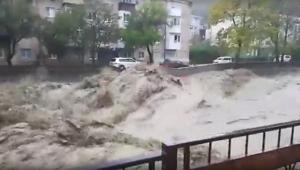 Туапсе, чрезвычайное происшествие, новости, Россия, природные катастрофы. стихия