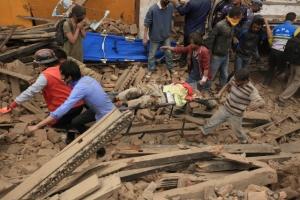 новости мира, в непале, происшествия, землетрясение в непале, жертвы землетрясения в непале, 12 мая