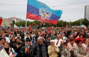 суд над журналистом, референдум сепаратистов 2014, Новоайдарский район Луганской области, прокуратура