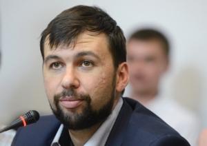 пушилин, днр, наступление, переговоры, украина