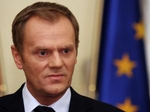 Туск, Польша, Украина, Россия, санкции, политика, Евросоюз