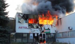 лнр, новости луганска, происшествия, пожар, ато, юго-восток украины, донбасс