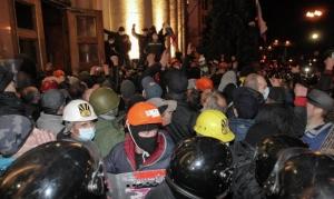 новости Украины, новости Харькова, общество, протесты в Харькове, юго-восток Украины, парламентские выборы