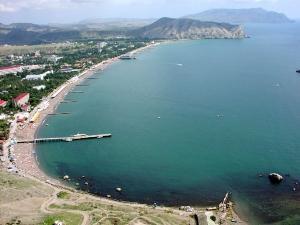 Крым, игорная зона, Аксенов, Гурзуф