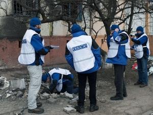 ОБСЕ, гуманитарная катастрофа в Дебальцево, многочисленные разрушения, Ирина Гудыма, Донбасс