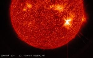 Солнце, NASA, Вспышка, Земля, Взрыв, Последствия
