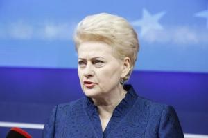 Россия, Литва, новости, Россия 1, 60 минут, Грибаускайте, ответ, пропагандисты Путина, Кремль, Ольга Скабеева, саммит НАТО