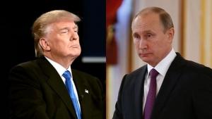 """Саммит """"Большой двадцатки"""" G20, Дональд Трамп, Владимир Путин, Рукопожатие"""
