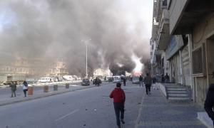 теракт в сирии, исламское государство, терроризм
