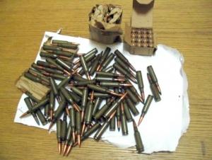 Николаев, оружие, гранаты, арсенал, милиция, МВД, Украина, криминал, происшествия