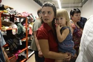 Винница, переселенцы, помощь, ООН, миллионы, Донбасс