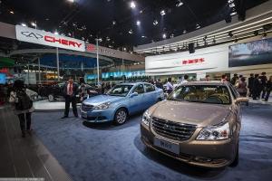 Россия, мир, Китай, общество, автомобиль, выставка, автосалон, Пекин, автопром