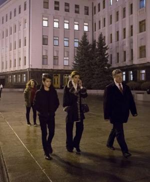 порошенко, семья, концерт, вакарчук, камерный зал