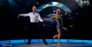 Танці з зірками, Михаил Кукуюк, Елизавета Дружинина, шоу, проект, танцор, танец